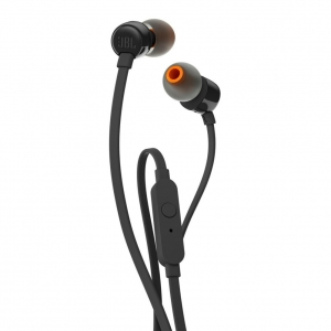 HEADPHONES T110 BLACK JBL