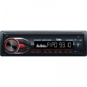 Osio ACO-4369UR USB/SD/AUX-IN Car Audio