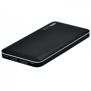 Crystal Audio PBK-10K 10000mAh Black Powerbank