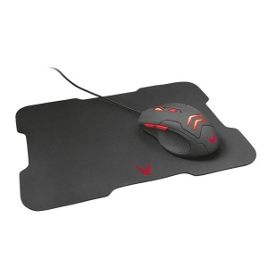 Varr VSETMPX4 Set Mousepad + Gaming Mouse