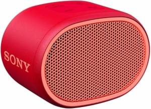 Sony SRS-XB01R Red Bluetooth Ηχείο
