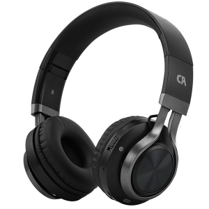Crystal Audio BT-01-K Black-Gunmental Hands Free Bluetooth