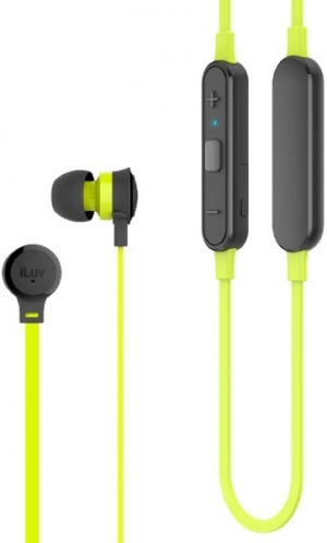 iLuv Neon Sound Air 2 Green (NEONAIR2GN) Hands Free Bluetooth