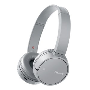 Sony WH-CH500H Silver Hands Free Bluetooth