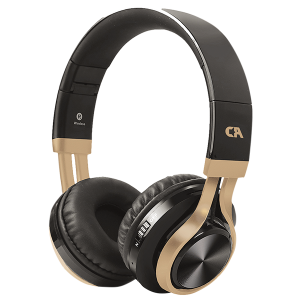 Crystal Audio BT-01-KG Black-Gold Ακουστικά Bluetooth