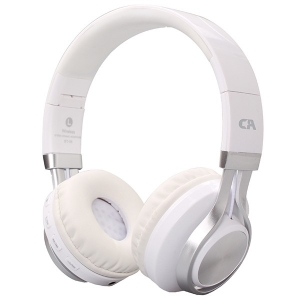 Crystal Audio BT-01-WH White-Sliver Ακουστικά Bluetooth