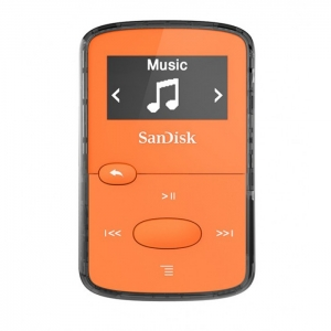 MP3 SDMX26-008G-G46O CLIP JAM ORANGE SANDISK