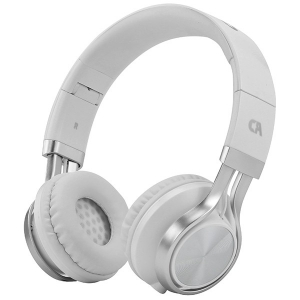 Crystal Audio OE-02-WH White Κεφαλής Ακουστικά Hands Free