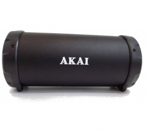Akai ABTS-12C Black Bluetooth Ηχείο